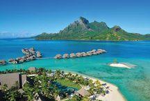Bora Bora / by Tahiti Travel Planners