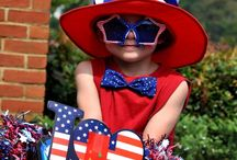 4th of July Stuff / by Beth Miller