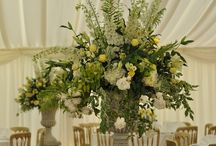 Marquees / floral decorations for all sorts of marquee types
