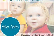 #WishlistWednesday / Got stuff you'd like to donate, but not sure where to give? Check us out on Wednesdays and we'll help take some of those great hand-me-downs off your hands!