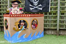 pirate ship crafts