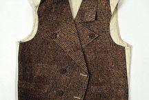 MEN ANTIQUE CLOTHING