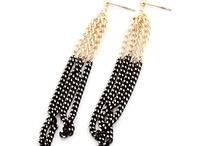 JewelMint Chain Earrings