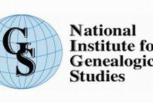 Genealogy Courses & Education