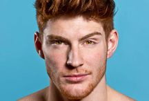 Ginger hair guys