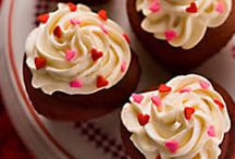 Valentine's Day with Stevia / Sweet treats and delicious meals for you and your sweetheart. Recipes that use stevia to cut calories.