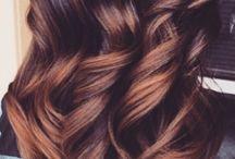 Balyaj / Saç model renk