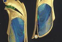 Jewelery - Opal jewellery