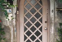 The Doors of Perception / Knock, knock.