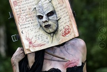 Horror make-up / A strong influence on the various Goth cultures is from the horror and macabre categories. Whether from entertainment, literature or other form, horror lends some of the darkness to Goth and is reflected here in it's most terrifying forms.  / by VampireFreaks