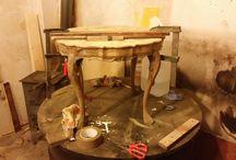 Stoliczek / Small Table