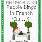 I am learning French with games