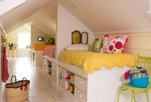Baby and Kid Rooms / by Ally Sen