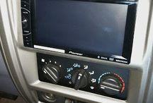 Jeep interior goodness