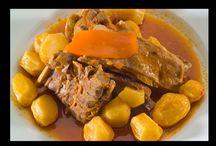 NUESTROS PLATOS DE CARNE / carne
