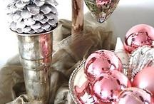 CHR : Pink & Silver Christmas.