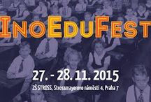 Inoedufest / Festivaly alternativních a inovativních škol a školek pořádané Institutem pro podporu iniovativního vzdělávání.