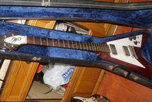 My old guitars