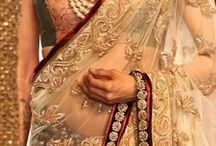 Beauty of sarees
