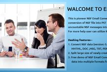 NSF Email Converter