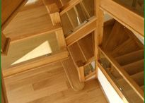 Winder stairs / Staircases with winders