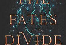 Book Covers - YA Sci-Fi / Fantasy