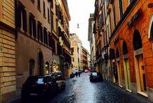 Rome / Rome Italy - architecture - art - romance