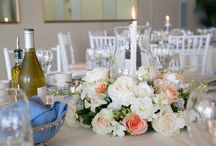 Florals, Centerpieces & Decorations / Ideas from our weddings and inspiration from others.