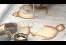 ζωγραφική σε ύφασμα