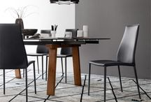 CALLIGARIS | Dining Chairs / Take a look at Calligaris' contemporary, Italian dining chair collection. All chairs come in different finishes and colours.