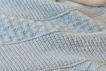 Hand Knit and Crochet Patterns - Pure By Linda Whaley