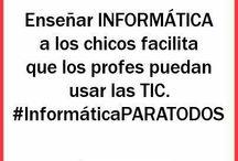 InformáTICa / by Nancy Morales