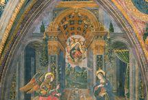 Renaissance / Realisme, Christelijke schilderijen uit de tijd van de Renaissance