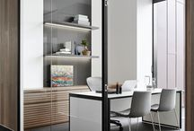 Private Executive Office / Ideas and layout to create the perfect personal private office.