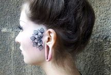 face tattoo s