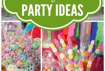 1St Birthday Girl Party Ideas Themes