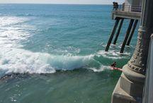 Huntington Beach - Made by my phone