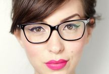 Make-Up with Spectacles