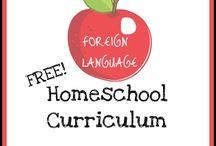 Homeschool Foreign Language
