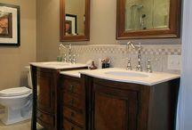 House - Bathroom / by Amanda Doukellis