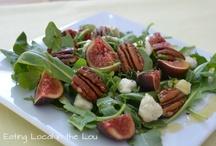 Food-Salads / by Sharon Brown