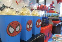 #5 Superhero Party