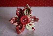 Fleur bouton