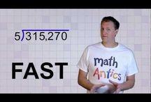 Math--mult./divide