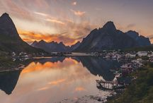 Lofoten, Norway / Lofoten, Norway