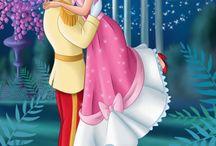 W. Disney - Cinderella - 1950