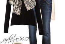 Outfits / by Sandy Johnson