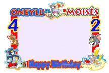 Tom & Jerry Birthday