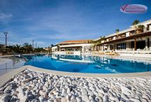 Family Friendly Resorts / Luxury self catering villas with the comfort of 5 star hotel facilities behind them...