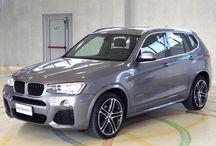 BMW X3 XRDIVE 20D MSPORT AUTOMATICA MOD RESTLYING 190CV